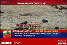 Ladakh MP says Chinese army creating permanent structures in Indian territory, urges Modi to act