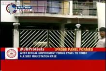 Jadavpur students protesting ban on alcohol, not molestation, suggests Mamata's nephew