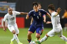 Uruguay beat Japan 2-0 in international friendly