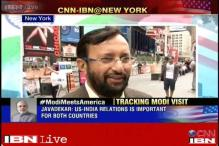 Javadekar on Modi visit: PM's visit crucial for Indo-US relations