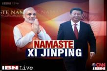 PM Modi gifts copy of Gita in Chinese to Xi Jinping at Sabarmati Ashram
