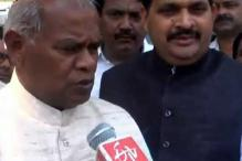 Bihar CM Jitan Ram Manjhi clarifies remark on black marketing by small traders