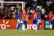 Juan Delgado helps Chile beat Haiti in friendly