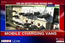 J&K floods: Army's mobile charging units help locals connect with their families