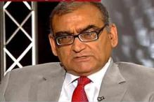 Justice Katju hits out at KCR, says his statement against media is improper, unacceptable