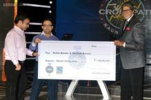 'Kaun Banega Crorepati' gets its first Rs7-crore winners from Delhi