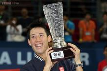 Kei Nishikori beats Julien Benneteau to win Malaysian Open