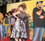 'Khoobsurat' audio launch: Sonam, Fawad break into a gig; singer Sunidhi sports her new hairdo