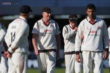 County Championship: Lancashire relegated after defiant Middlesex dig deep
