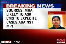 Home Minister asks CMs to expedite cases against MPs, MLAS: Sources