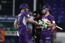 CLT20: Blizzard powers Hurricanes easy win over Cobras