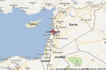Israel drone crashes inside Lebanon: military source