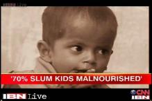 70 per cent slum kids in Mumbai malnourished, says report