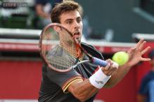 Marcel Granollers beats David Ferrer at Japan Open