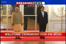 Japan welcomes Modi, talks underway to sign defence, trade pacts