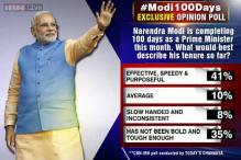 Survey reveals Narendra Modi magic continues as his government completes 100 days in power