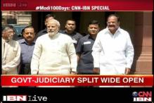 Relationship between NDA and the judiciary sours within four months