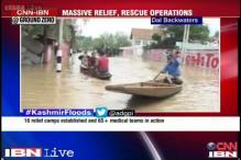 J&K floods: Kashmir University shelters displaced refugees