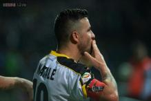 Udinese beat Parma 4-2 to move third in Serie A