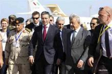 NATO chief hails formation of new Iraqi government