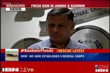 Light rain hampered rescue work in Jammu and Kashmir: NDRF