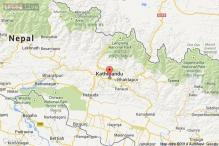 Nepal artificial lake bursts suddenly, no casualties