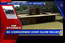 News 360: SC asks government to step up relief operation in flood-hit J&K