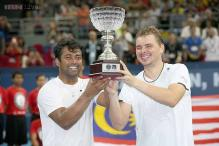Leander Paes-Marcin Matkowski win Malaysian Open title