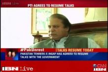 Pakistan: Protestors soften stand, agree to resume talks with government