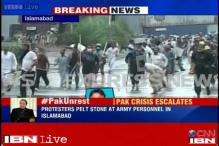 Pak crisis live: Fresh clashes erupt, protesters march towards Cabinet Secretariat