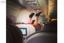 'Passenger shaming' is a social media trend that is now exposing the world's worst plane travellers!