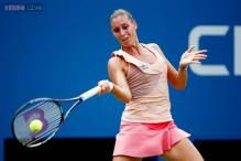 Flavia Pennetta moves into quarters of US Open
