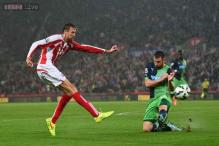 Crouch scores as Stoke beat Newcastle 1-0 in Premier League