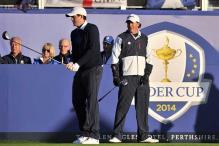 Ryder Cup 2014: Phil Mickelson, Rory McIlroy square off in opening session