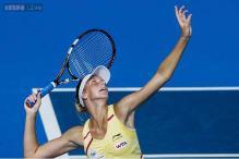 Karolina Pliskova beats Maria Kirilenko to reach final in Korea