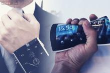 Portal: A 6-inch Android smartphone that can be strapped to your arm