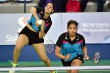 Asian Games 2014: India's badminton doubles teams in pre-quarters