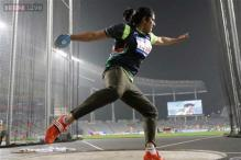 Asian Games: Discus thrower Seema Punia wins gold