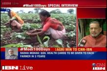 For first time in Budget, agriculture, farmers got priority: Radha Mohan