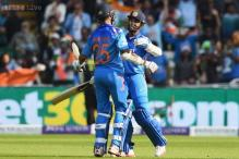 Rahane, Dhawan made England look like minnows