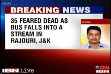 J&K: 35 feared dead as bus falls into a stream in Rajouri district