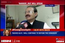 Rashid Alvi terms Congress's spokesperson list immaterial