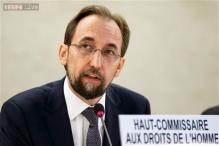 New UN rights chief: Syria, Iraq is first priority