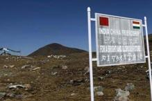 Chinese army asks for flag meeting