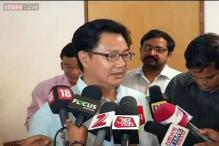 Nearly 6 billion dollars fund earmarked for disaster mitigation: Rijiju