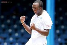 2nd Test: Kemar Roach dismantles Bangladesh on Day 2