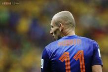 Arjen Robben doubtful for Euro qualifier against Czech Republic