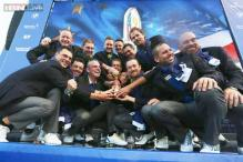 Golf: Europe win to retain Ryder Cup
