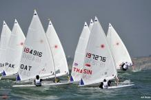 Asian Games 2014: Indian girls win bronze in sailing