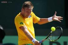 Davis Cup: Australia complete win over Uzbekistan